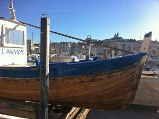 Escale Marseillaise Vieux Port, Marseille