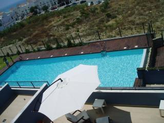 Duplex con vistas y piscina en Tarifa