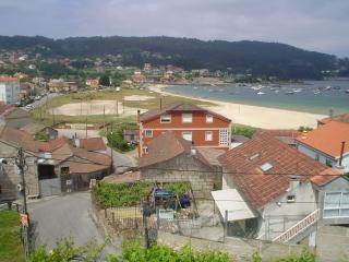Apartamento playa Vilariño(Hio) Relax y confort