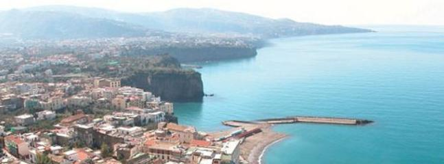 Gulf of Sorrento from Meta - Panorama -