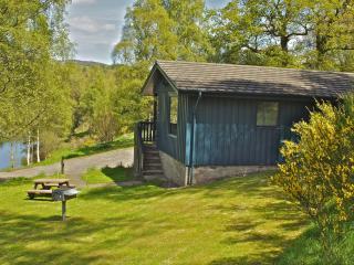 Pine Lodge + Sauna - Elizabeth, Crieff