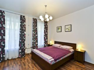 Great 2 rooms apartment in city centre, parking, San Petersburgo