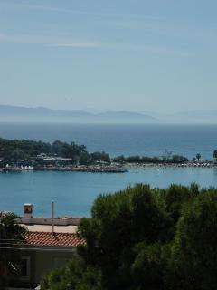 Vouliagmeni beach , Attica