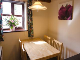 Dining area - high chair available