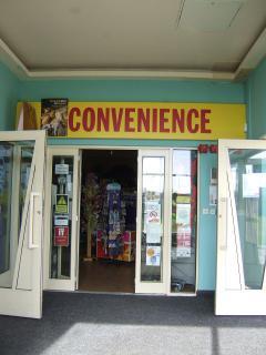 park convienience store