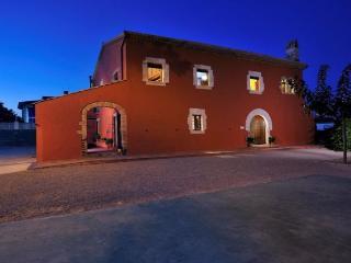 Masia Casa Roja, Banyeres del Penedès