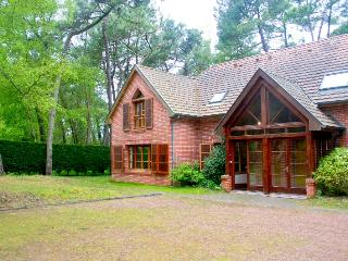 Le Touquet Great Woodland House
