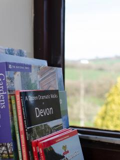 Reference books for circular walks and places of interest