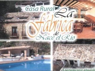 Casa Rural La Fabrica de Nace El Rio, Cazorla