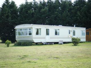 La Lande Géré Holiday Caravan, Mayenne