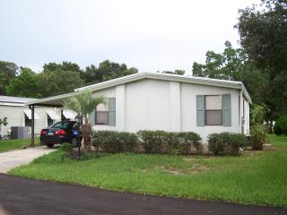 2 Br 2 Bath house in FL's best 55 gated community., Leesburg