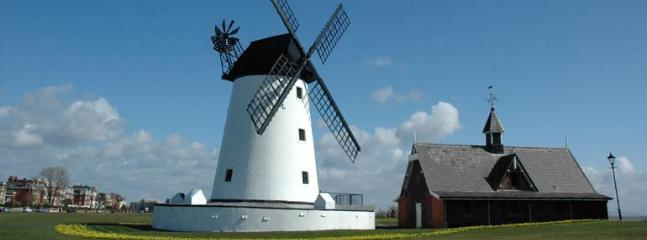 Lytham Windmill (only yards from the cottage)