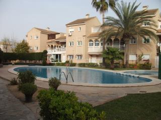 Apartamento El Albir con piscina 800 m de la playa