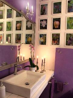 Il bagno della Buddha suite