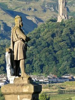 William Wallace monument Stirling