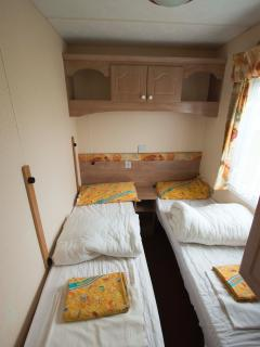 View of twin room 1