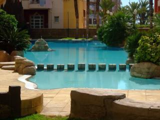 Apartamento con piscina y vistas a los 2 mares, Región de Murcia