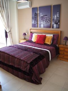 En-sutie bedroom