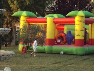 vivienda turistica, ideal familias con niños, Aranjuez