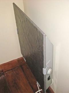 calefacción eléctrica en todas las estancias
