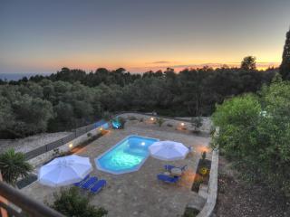 Villa Galazio Sunset -Irida, Gaios