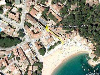 Tamariu, apartamento a 20 mt. de playa