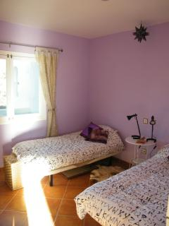 Delightful second bedroom