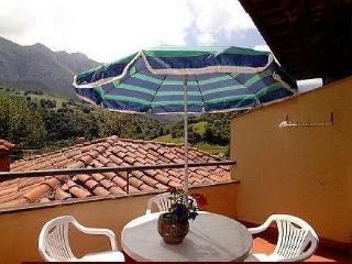 Apartamento-1 dormitorio en Apartahotel Montecaoru, Arenas de Cabrales