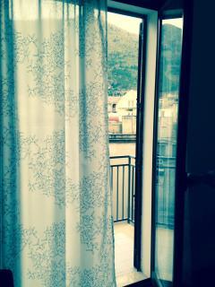 Balcony on Via La Spezia