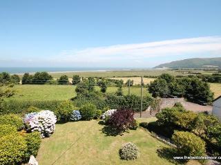 Underway, West Porlock - Large detached property with garden and stunning coasta