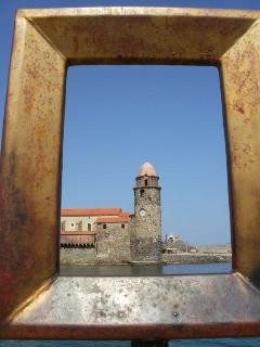 The picturesque seaside resort of Collioure