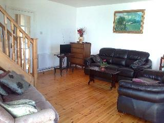 Large comfortable sitting room, with Radio, TV, DVD and internet