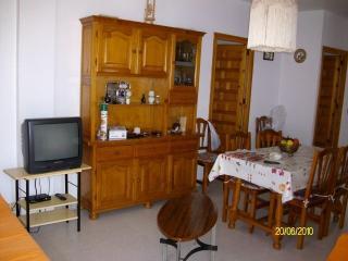 Apartamento de 3 habitaciones en Aguilas, Calabardina
