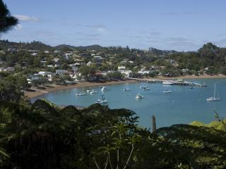 Holiday In Paradise: Bay of Islands, New Zealand, Russell