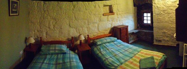Twin room in the tower