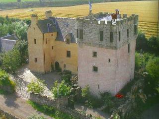 Plane Castle, Airth