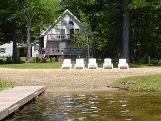 Waterfront on Kanastka with Sandy Beach, Moultonborough