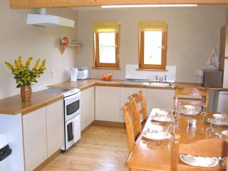 Kitchen/dining room, The New Farmhouse
