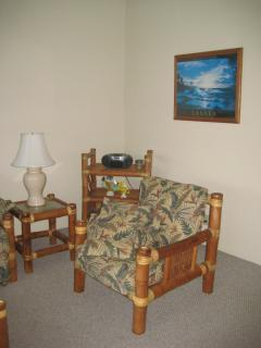 part of the living room