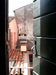 View on Treviso roofs