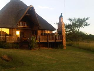 Swagat at Kruger Park Lodge: Convenient Safari Location