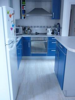 Kitchen finished to high standard