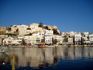 The beautiful ,inviting Naxos