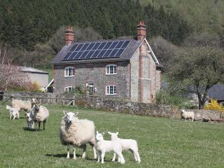 England Shelve Farmhouse