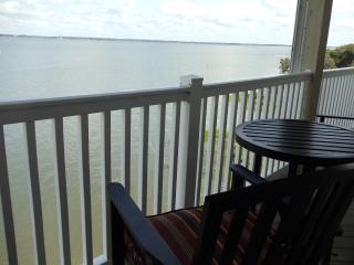 Sound Front Resort Condo at Exclusive Ocean Club, Atlantic Beach