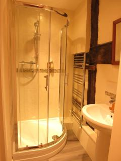 Shower room - ensuite to two bedrooms