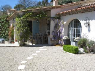 La Bergerie, Chateauneuf de Grasse