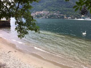 Careno ap directly to the lake, Nesso