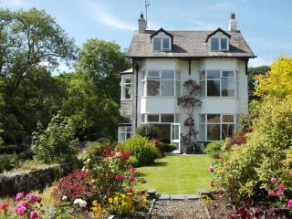 Sunny Bank Mill - gorgeous river-side location, spacious rooms, own lake access