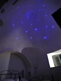 'Starry Sky' cone in the Master Bedroom